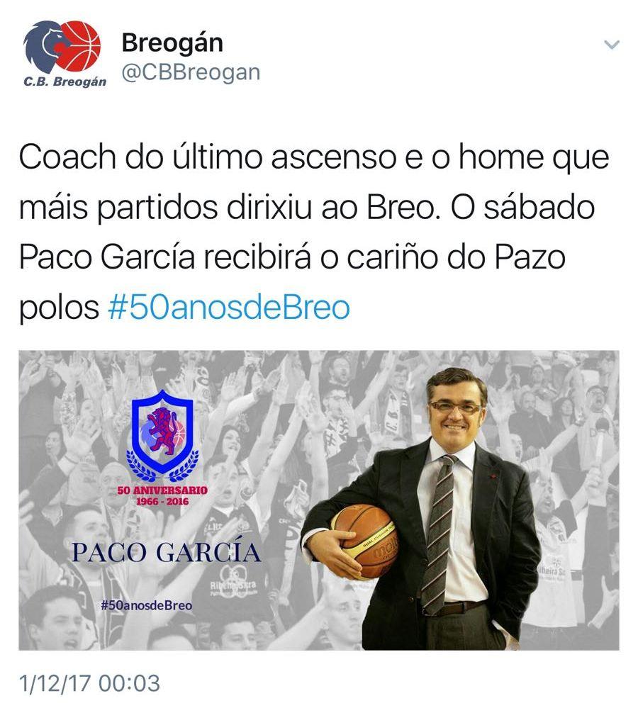 Cincuentenario del CB Breogán de Lugo