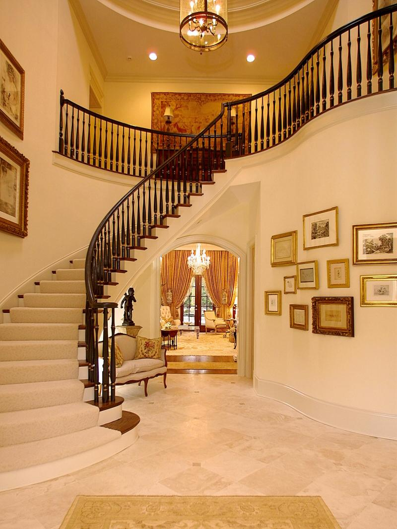 Home design luxury staircase design - Stairs design inside house ...