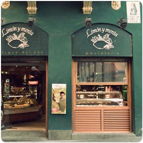 Limon y menta, Segovia