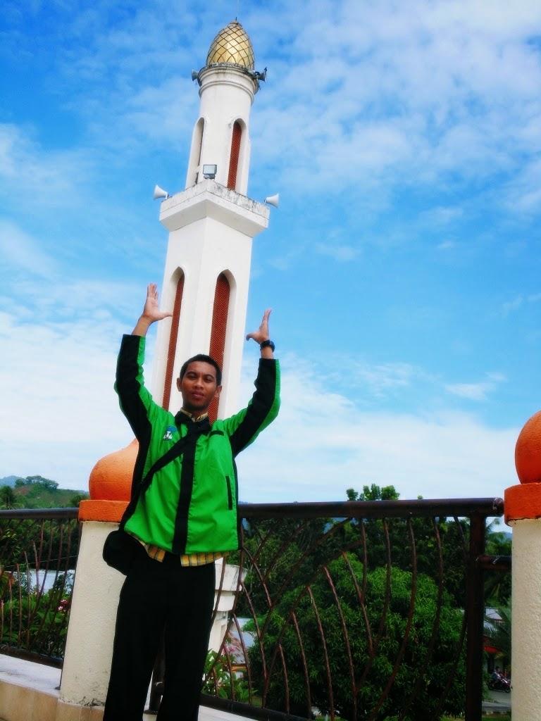 Menara Masjid Agung Boalemo