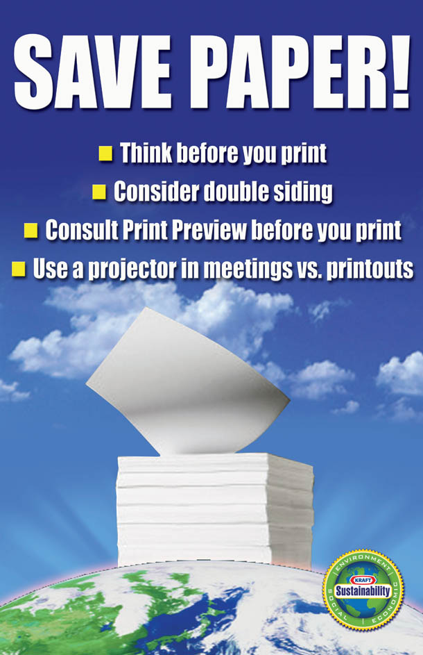SAVE PAPER!!