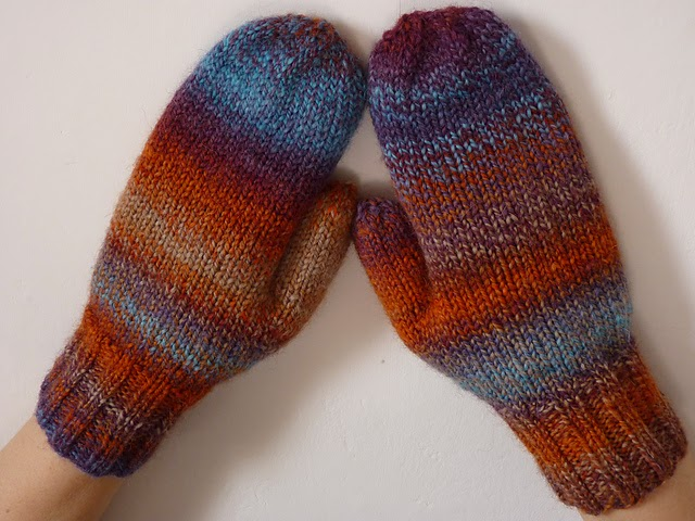 Knitting Pattern For Mittens Using Two Needles : SHE MAKES HATS: Nest Maine Needs Our Help!