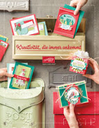 Stampin´Up! Herbst/Winterkatalog 2017
