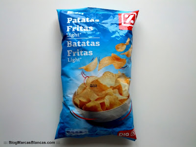 Patatas fritas light DIA