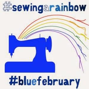 Blue February