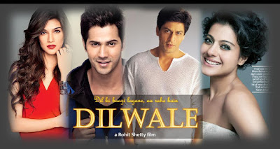 Dilwale Movie Box Office Collection Prediction
