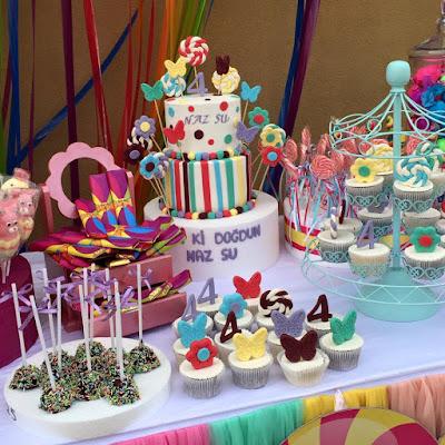 edirne doğum günü parti butik pasta