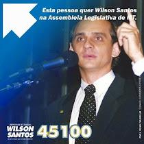 """PROFESSOR WILSON SANTOS"""