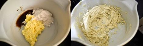 eggless custard powder cream biscuits