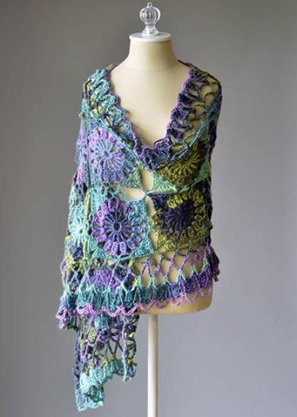 Guadalupe Stole - Free Pattern