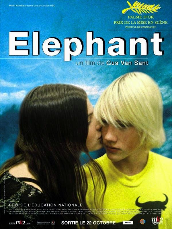 Affiche de Elephant, de Gus Van Sant (2003)
