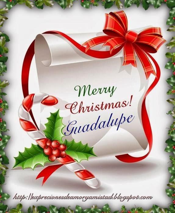 Expresiones de amor y amistad tarjetas navide as con nombres - Postales navidenas bonitas ...