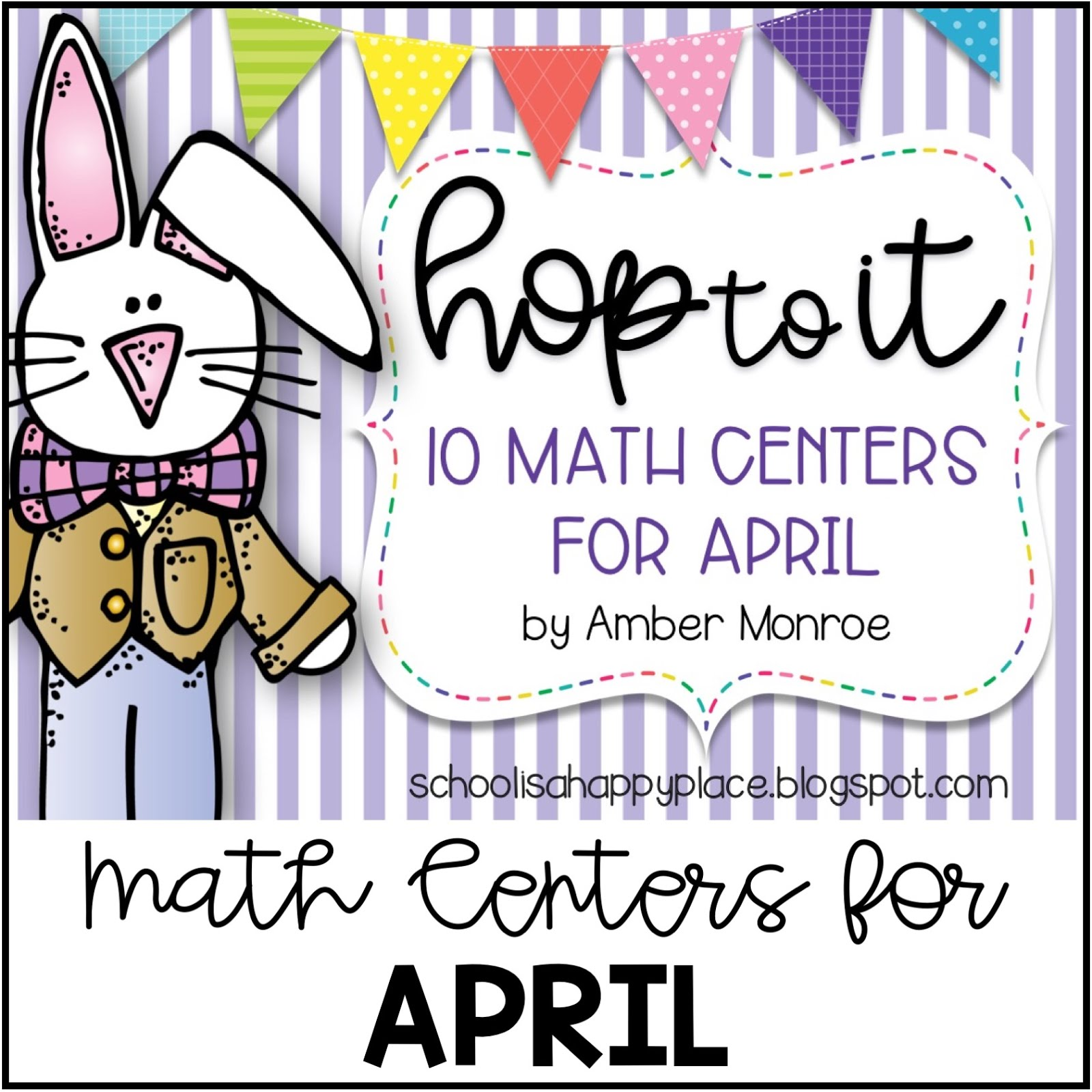 Maths Centers for April