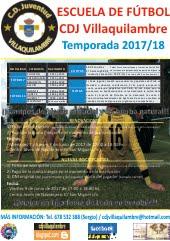 Próxima temporada 2017/18