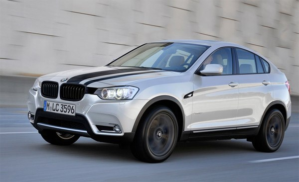 2014 BMW X4 Release Date