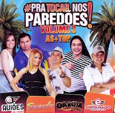 CD Pra Tocar Nos Paredões – Vol.3 (2012)