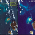 Satellites catch the birth of two volcanic islands