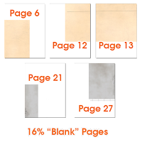 Unnecessary pages