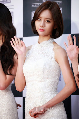 Girl's Day Hyeri KBS Gayo 2014