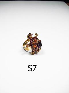 cincin aksesoris wanita s7