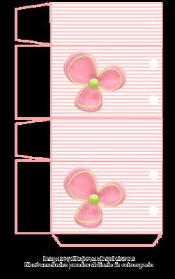 bolsa de baby shower para niña