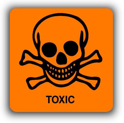 Simbol Kimia Berbahaya