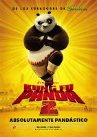 Cartel de la película Kung Fu Panda 2
