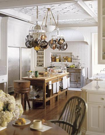 House Beautiful San Francisco Kitchen