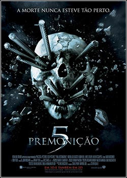 Download Filme Premonio 5  BDRip AVI Dual udio