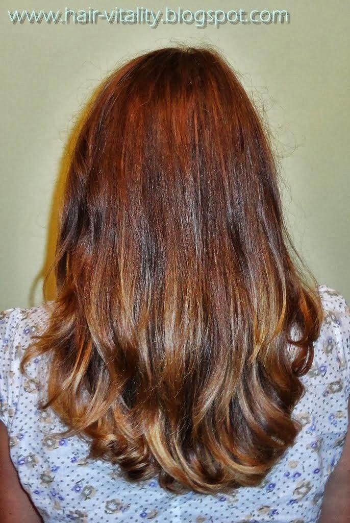 Moje włosy - wrzesień 2013