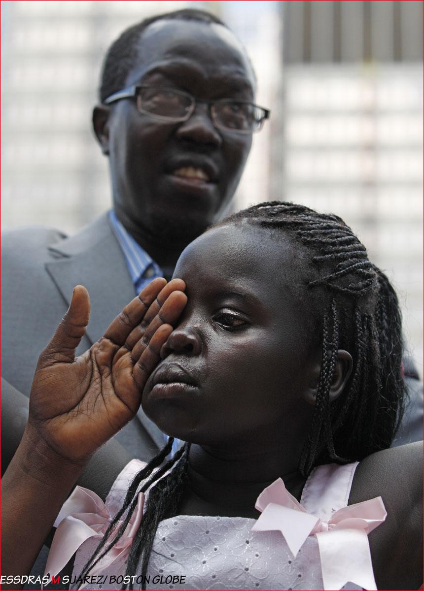 Essdras M Suarez Photographer Blog South Sudan Flag