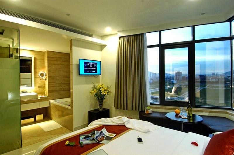 hình ảnh khách sạn holiday