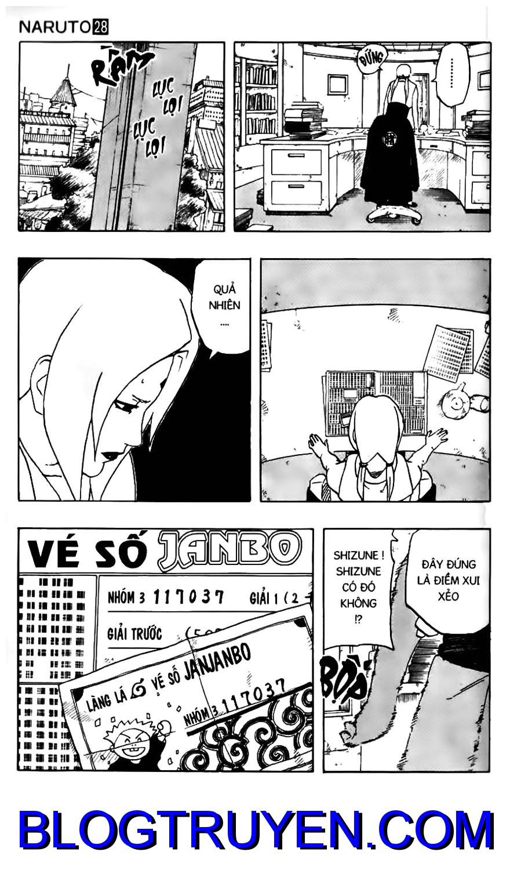 Naruto chap 253 Trang 5 - Mangak.info