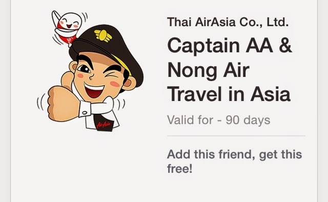 Captain AA & Nong Air Travel in Asia