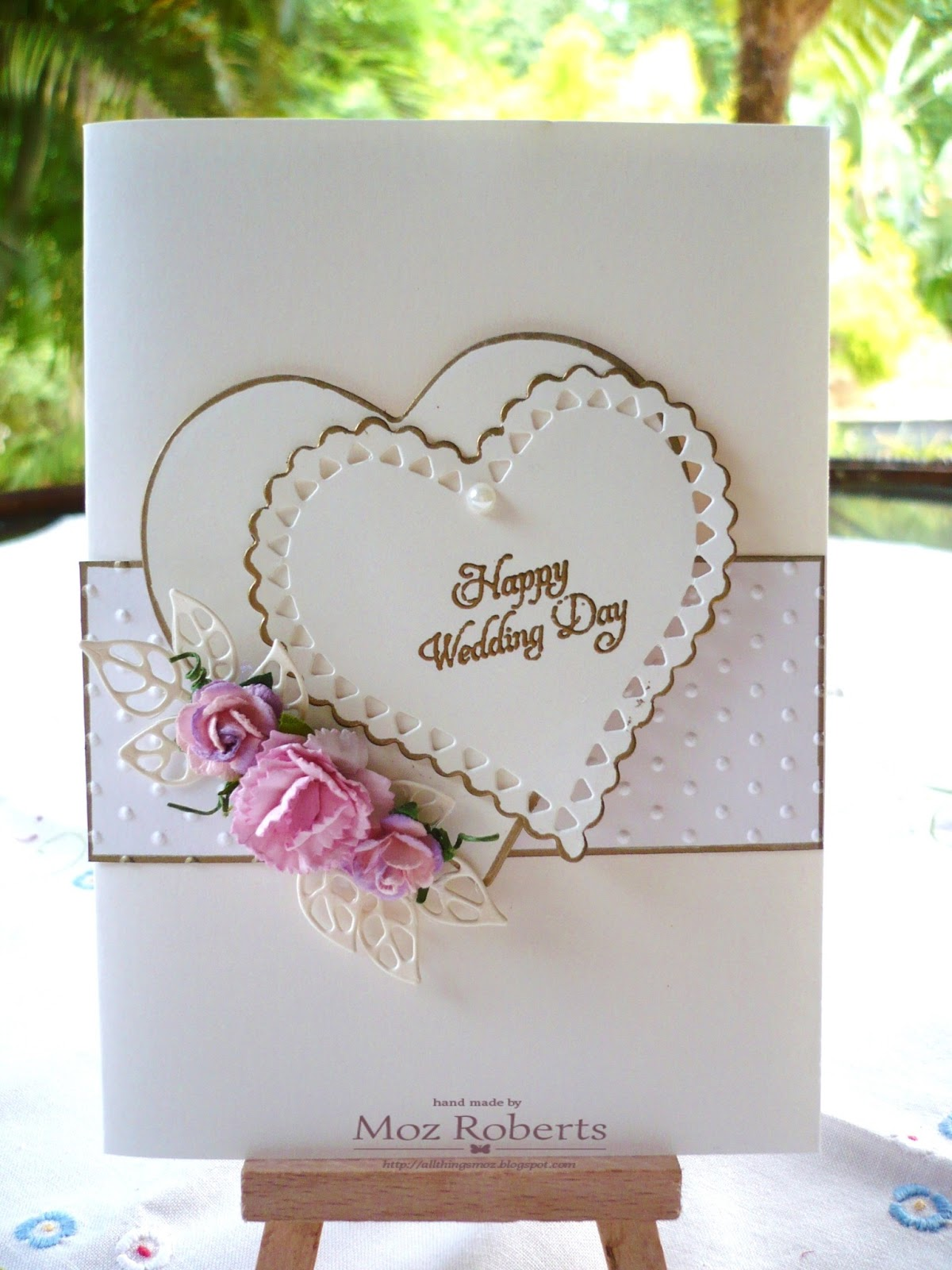 all Things Moz Happy Wedding Day Cards