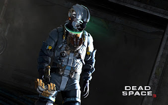 #3 Dead Space Wallpaper