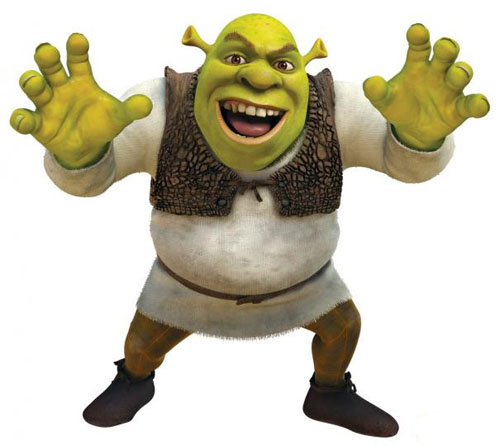 fotos shrek: