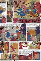 mitrica si mitica bd benzi desenate roboti luminita cutezatorii comics romania