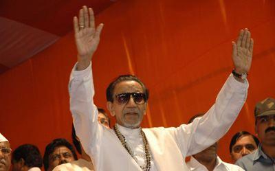 Vinod Bidwaik Balasaheb Thackeray