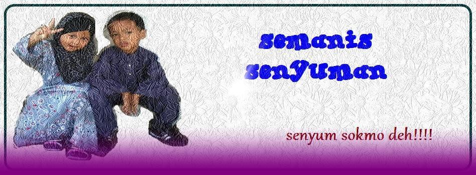 ♥Semanis Senyuman♥