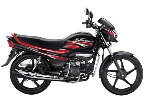 Hero Honda Super Splendor Specifications  Price  Mileage