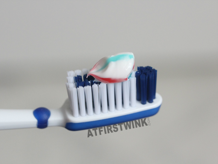 Aquafresh Complete care original toothpaste