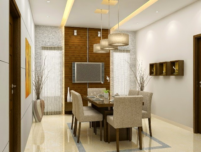 modern paint ideas dining room