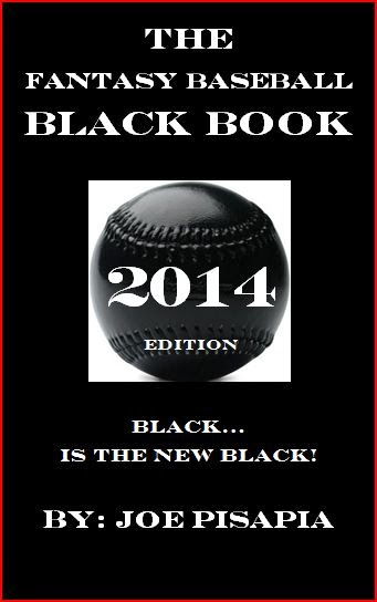 THE NEW FANTASY BASEBALL BLACK BOOK AVAILABLE IN iBOOKSTORE