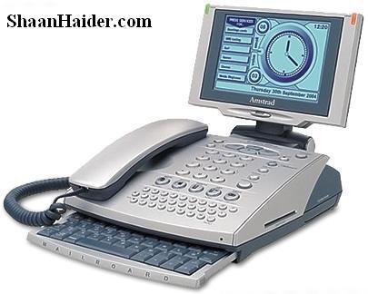 Amstrad E-m@iler Telephone