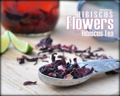 If you want to drink more water, try Hibiscus Tea with Ginger & Vanilla, great for Weight Watchers, Medifast and other diet programs.