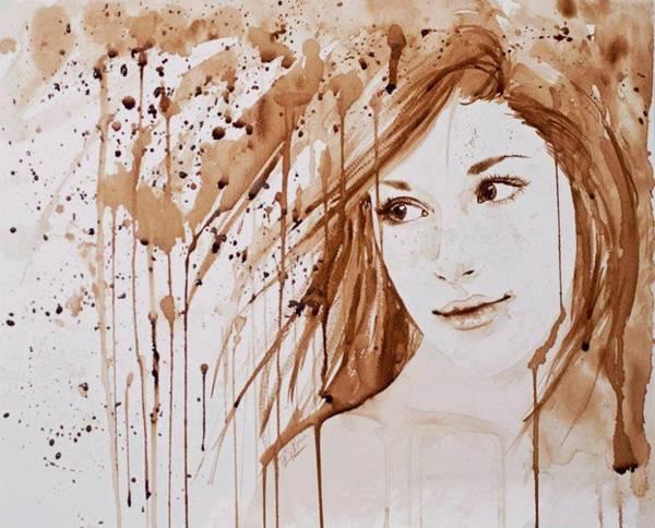 الرسم بمشروب القهوة Coffee Paintings image026-788095.jpg