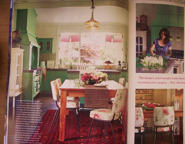 Greatfun4kids: Green Kitchen Envy