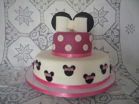 Palacio de la Torta: Torta Minnie Mouse