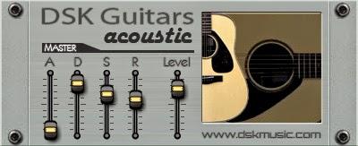 Plugin de Violão Acústico - DSK Guitars Acoustic